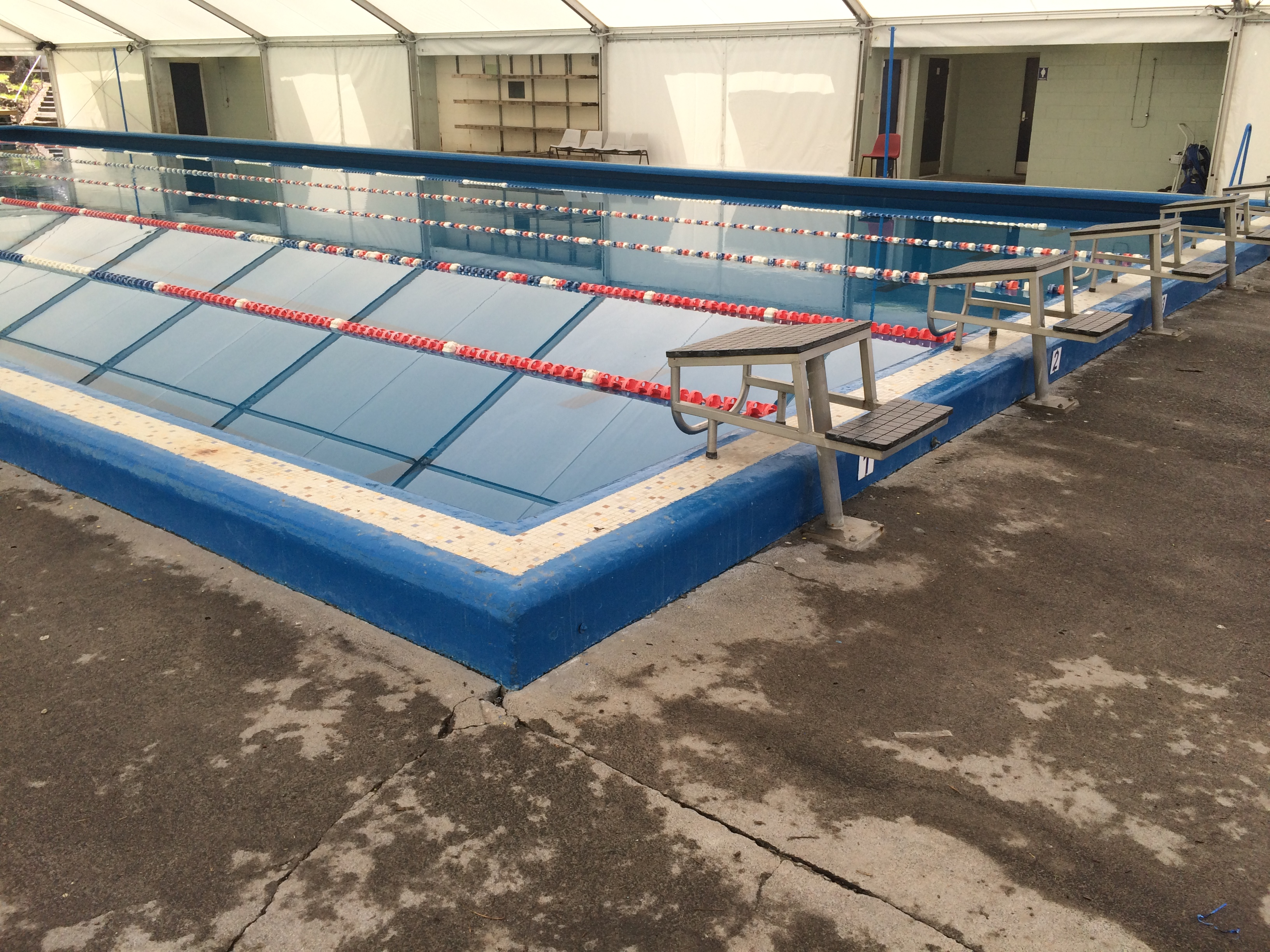 Northcote College Swimming Pool Condition Assessment Grant Application Watershed Aquatics